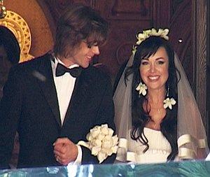 анастасия заворотнюк фото свадьба